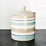 Dumont Stripe Medium Canister