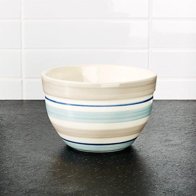 Dumont Stripe Small Bowl