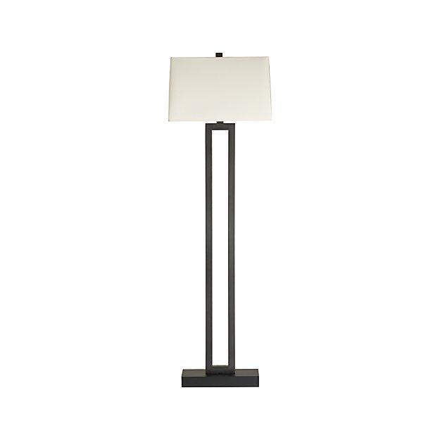 duncan antiqued bronze floor lamp in floor lamps reviews. Black Bedroom Furniture Sets. Home Design Ideas