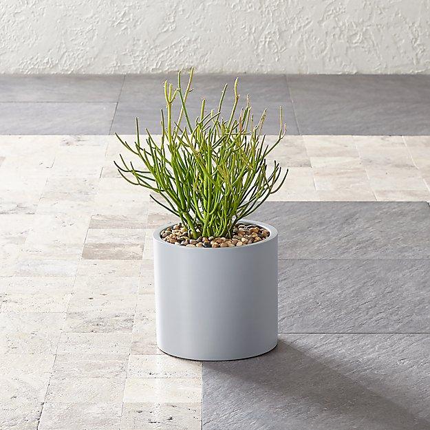 Dundee Light Grey Planter - Image 1 of 6
