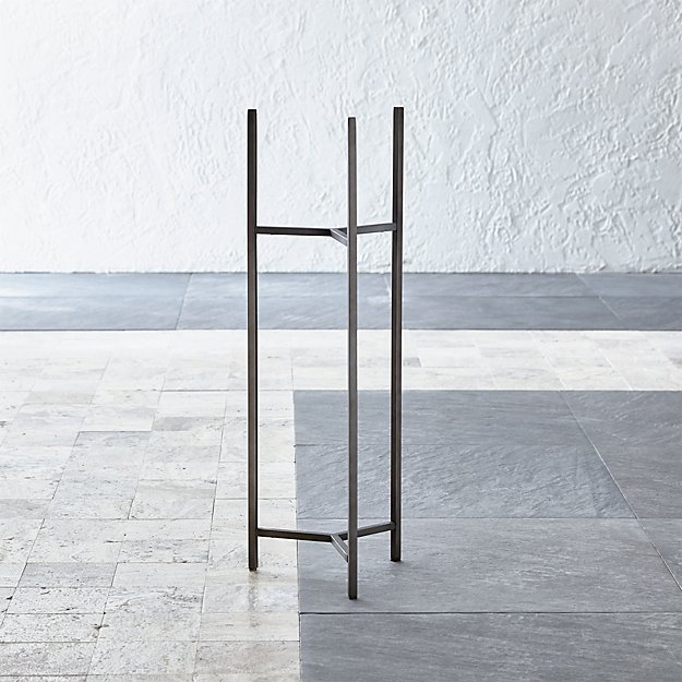 Dundee Tall Plant Stand Reviews Crate And Barrel