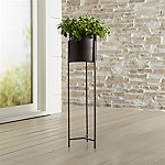Dundee Floor Planter with Extra Large Stand