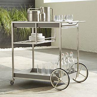 furniture cb2. Dune Bar Cart Furniture Cb2 F