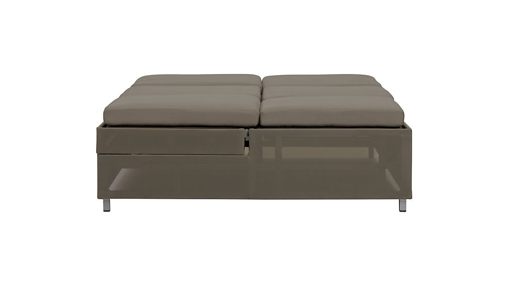 Dune Double Chaise Cover