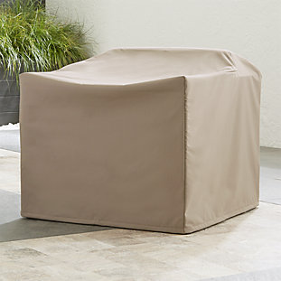 Dune Lounge Chair With Sunbrella 174 Cushions Crate And Barrel