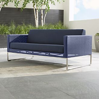 Delicieux Dune Sofa With Sunbrella ® Cushions