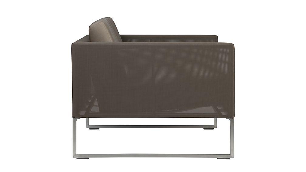 Dune Sofa with Sunbrella ® Cushions