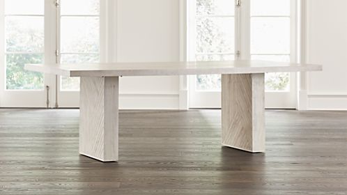 Dunewood Whitewashed Dining Table