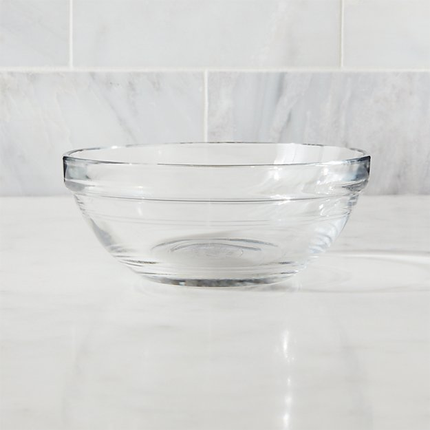 Duralex Small Glass Bowl - Image 1 of 5