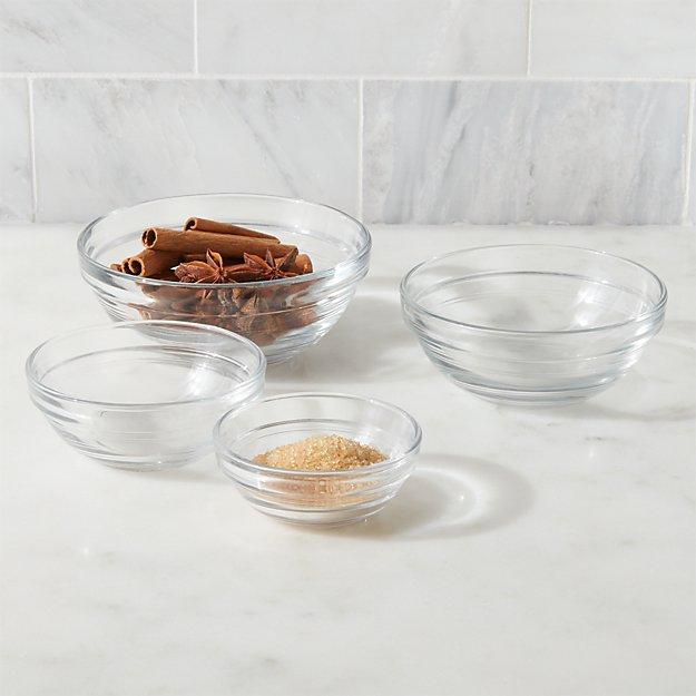 Duralex Glass Bowls - Image 1 of 4