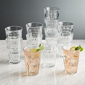 Duralex Picardie 12.5 Oz Glasses, Set of 12