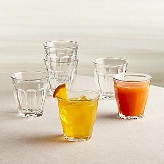Duralex ® Picardie 8.75 oz. Glasses Set of 6