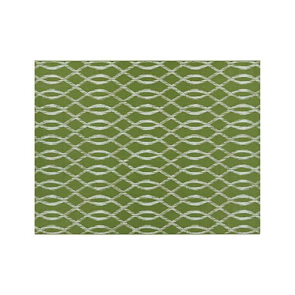 Dyna Green Indoor-Outdoor 9x12' Rug