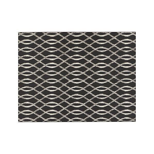 Dyna Grey Indoor-Outdoor 9x12' Rug