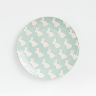 Easter Bunny Salad Plate