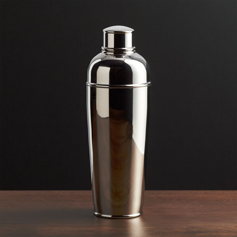 Easton Stainless Steel Cocktail Shaker + Reviews