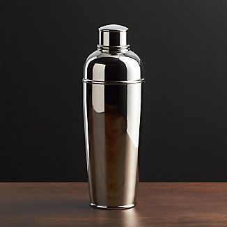 Easton Stainless Steel Cocktail Shaker