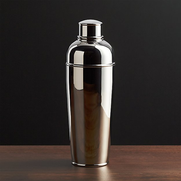 Easton stainless steel cocktail shaker reviews crate for Cocktail app and scales