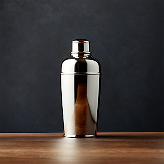 Easton Stainless Steel Mini Cocktail Shaker
