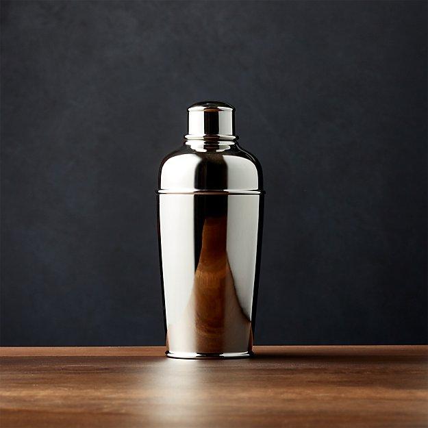 Easton Stainless Steel Mini Cocktail Shaker - Image 1 of 5