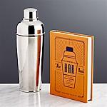 Easton Shaker/Essential Bar Book Set