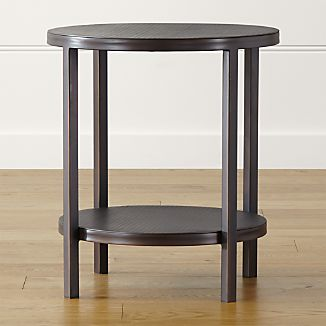 Beau Echelon Round Side Table