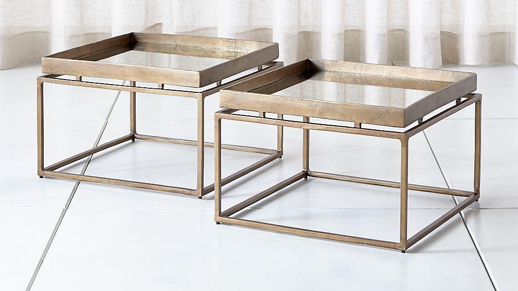 Echo Bunching Table, Set of 2 - Image 1 of 5