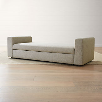 Upholstered Daybeds Crate And Barrel