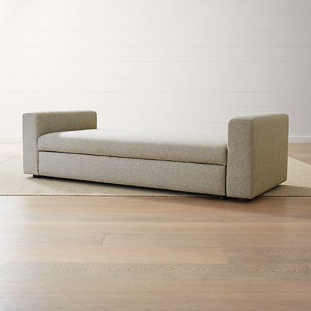 Pleasing Eclipse Sleeper Daybed Evergreenethics Interior Chair Design Evergreenethicsorg