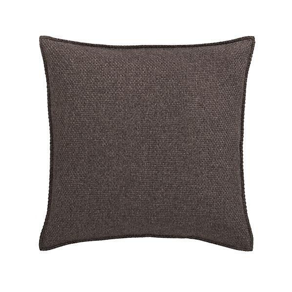 "Eclipse Grey 20"" Pillow"