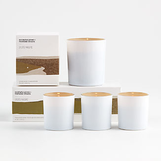 Eucalyptus Groves and Freshwater Streams Scented Candles