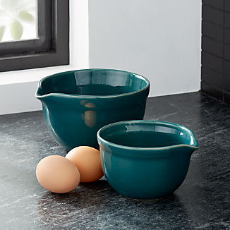 Eden Green Prep Bowls, Set of 2