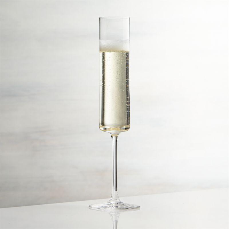 Cylindrical bowls with flat bases have a dramatic, contemporary look that lends an elegant edge to the enjoyment of wine.<br /><br /><NEWTAG/><ul><li>Glass</li><li>5 oz.</li><li>Handmade</li><li>Hand wash</li><li>Made in Slovakia</li></ul>