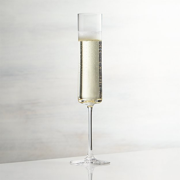 Edge Champagne Glass - Image 1 of 13