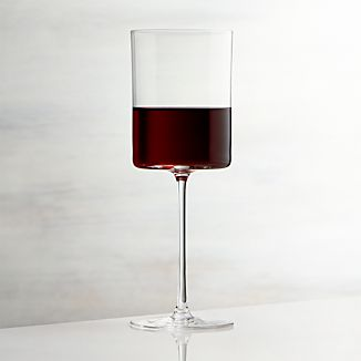 Edge Red Wine Glass
