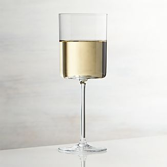 Edge White Wine Glass