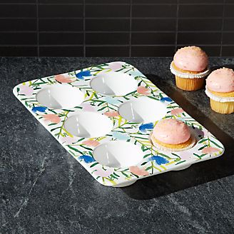 Edie Ceramic Muffin/Cupcake Pan