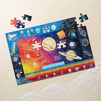 Eeboo Our Solar System Puzzle
