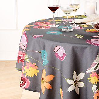"Efflorescent 60"" Round Tablecloth"