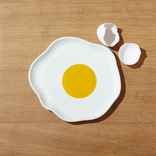 Egg Plate - Image 1 of 2
