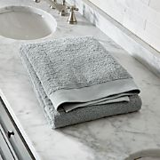 Egyptian Cotton Grey Bath Sheet