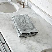 Egyptian Cotton Grey Hand Towel