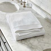 Egyptian Cotton White Bath Towel