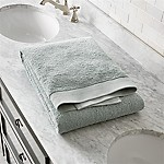 Egyptian Cotton Spa Blue Bath Sheet