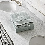 Egyptian Cotton Spa Blue Bath Towel