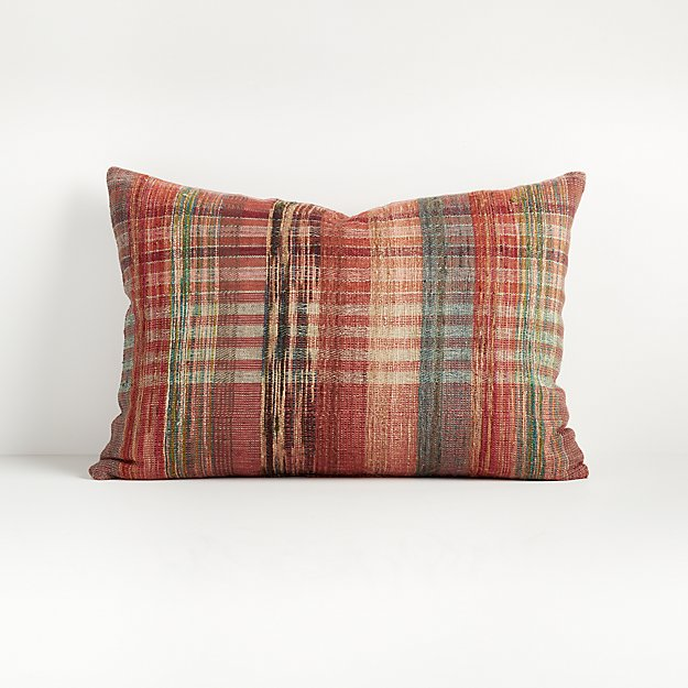 "Eisley Pillow 22""x15"" - Image 1 of 3"