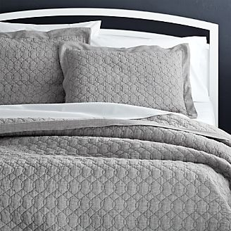 Bed Linens Amp Bedding Collections Crate And Barrel