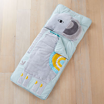 quite nice 9f449 0e333 Kids Sleeping Bags & Toddler Nap Mats | Crate and Barrel