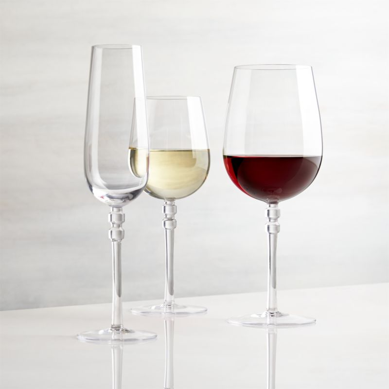 Elin Wine Glasses Crate And Barrel