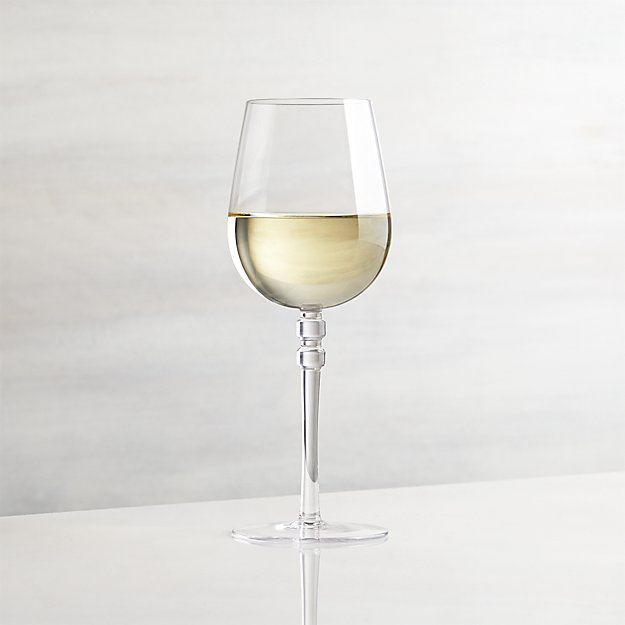 Shop for Crate&Barrel wine glasses at Shop All Recipes. We have amazing deals on Crate&Barrel wine glasses from all around the web. back to main site; Categories. Back Cookware; Kitchen Tools Crate&Barrel - Viv White Wine Glasses, Set of 8, Wine Glasses. $ $ at Crate & Barrel.